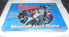 Thunderbird's Mission Alert Board Game - New & Sealed - Carlton 2002