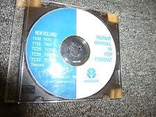New Holland 1530 1630 1725 1925 TC25 TC29 Tractor Shop Service Repair Manual CD