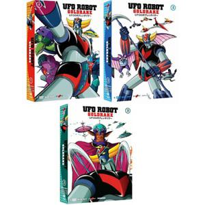 UFO ROBOT GOLDRAKE - VOL 1 - 2 - 3 - 19 DVD