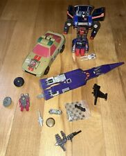 G1 Transformers Damaged Lot Skids Scourge Siren And More