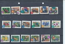 Australia stamps. Small used lot (Z885)