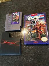 G.I. Joe: The Atlantis Factor (Nintendo System, 1992) GAME AND BOX NES HQ BOX #B