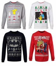 Christmas Cotton Jumpers & Cardigans for Men