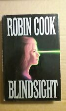 Blindsight by Robin Cook 1992 Hardcover Good Condition