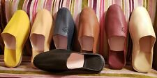 ***High Quality Moroccan Babouches (Men slippers)***