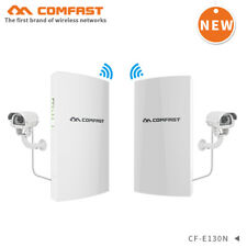Comfast CF-E130N 2.4G 300Mbps 5dBi Outdoor CPE Wireless Access Point Repeater AU