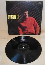 LP MICHELE s/t (Rca 63) 1st ps Italian beat pop Reverberi RARE NM!