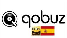 Qobuz Studio Hi-Res 12 Meses - Con Su Cuenta Personal