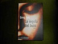 LIBRO: LA REGOLA DEL BUIO-GREG ILES-PIEMME BESTSELLER-2006
