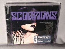 CD SCORPIONS Icon Greatest Hits NEW MINT SEALED
