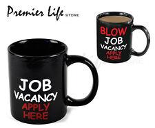Blow Job Heat changing Mug - Novelty Joke Fun Gift