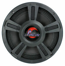 "New Lanzar OPTI10MI 10"" 1000 Watt 4-Ohm High Power Mid Bass Car Audio Speaker"