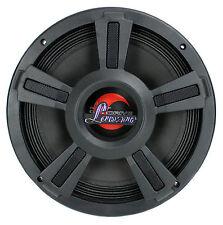 "New Lanzar OPTI10MI 10"" 1000 Watt 4-Ohm High Power Mid Bass Car Audio Speaker"