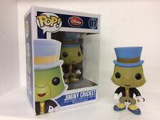 "Funko Disney JIMINY CRICKET from Pinochio 3.75"" POP Figure RETIRED DISCONTINUED"