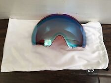 Oakley A Frame 2.0 Snow Snowboard Goggle Replacement Lens Prizm Sapphire Iridium