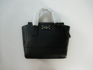 NWT Kate Spade New York Small Camryn Bay Street Leather Satchel Purse $348 NEW