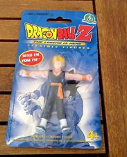 Vintage 90s#AB TOYS DRAGON BALL Z Flexible mini figure stretch#Sealed SS GOHAN