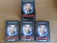 "3 DVD Fernandel  "" allo Fernandel ""  une série TV inédite"