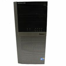 Dell OptiPlex 980 Tower Desktop i7 2.80GHz 16GB 128GB SSD DVDRW WiFi BT Win 7