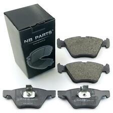 Bremsbeläge Bremsklötze vorne Chrysler Crossfire Mercedes A208 W210 S210 R170