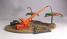 War Of The Worlds 1953 War Machines Attack 1/144 Scale Pre-Built Diorama 18WPH07