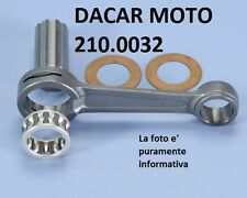 210.0032 BIELA ESPECIAL 85 MM SP12 ALBA MOT POLINI APRILIA SR 50 mod94-95-96 H2O