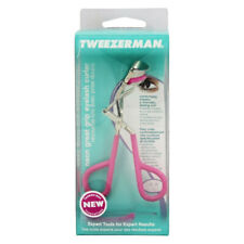 TWEEZERMAN - Neon Great Grip Eyelash Curler, Pink - 4 Pieces