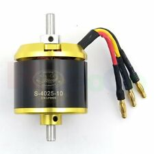 SCORPION S4025-10 515KV 100A 2000W BRUSHLESS OUTRUNNER MOTOR (6MM SHAFT END)