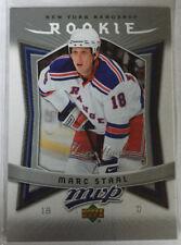 Marc Staal 2007-08 Upper Deck MVP Silver Script RC #364 - New York Rangers