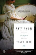Amy Snow Historical Novel Impoverished Woman Learns Self-Respect Value Strength