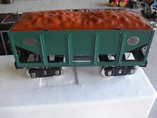 MTH Tinplate Traditions 221 Peacock Ore Car in Box 10-1146
