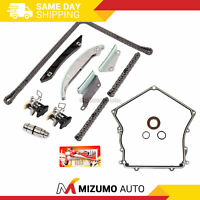 Timing Chain Kit Timing Cover Gasket Fit 09-10 Chrysler Dodge Charger 2.7 DOHC