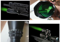 Laser Designator Grün 100mW Leistung für Jäger Nachtsicht