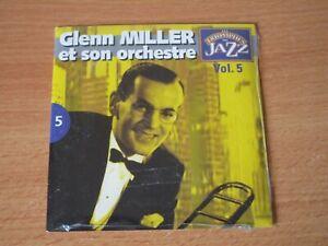 LES TRIOMPHES DU JAZZ - VOL. 5 - GLENN MILLER ET SON ORCHESTRE CD