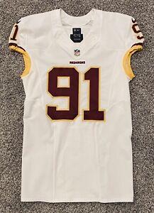 Team Issued Nike Washington Redskins Ryan Kerrigan 2015 jersey