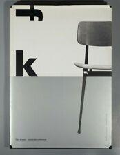 Bullhorst, Rainer  Friso Kramer Dutch design monograph