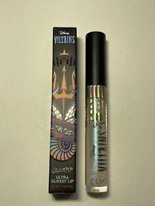 Colourpop X Disney VILLAINS- URSULA SAD BUT TRUE Ultra Glossy Lip