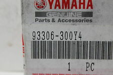 2002-2015 ZUMA VINO 50 C3 YW50 YAMAHA (YB50) NOS OEM 93306-300Y4-00 BEARING