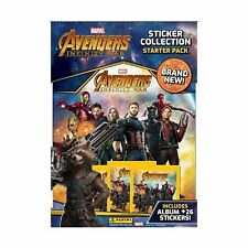 Panini Avengers Collectable Card Games & Trading Cards