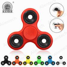 Alientech Hand Spinner Tri Fidget Finger Fingertip Gyro Desk Toy EDC Kids Adult