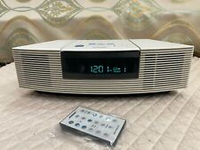 Bose Wave AM/FM Radio CD Player AWRC1P Alarm Clock Perfect Working Condition