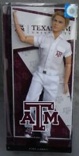 KEN ATM TEXAS A&M UNIVERSITY Barbie 2012 Mattel X9207 poupée doll sport boite