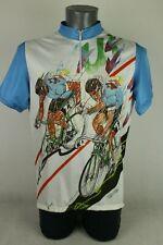 "XL 44"" Gonso Track Cycling Neck Zip Cycling Jersey Short Sleeve Shirt (659)"