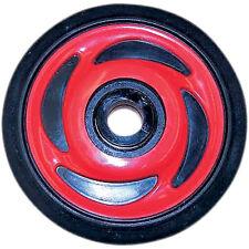 "Rear Suspension 5.35"" x 3/4"" Indy Red Idler Wheel Polaris 1985-2008 Models"