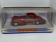 DINKY COLLECTION Matchbox DY-14 Delahaye Red 145 Near Mint in average box