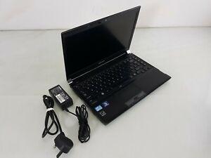 Toshiba Portege R830 13.3 in Laptop i7-2620M 2.70 GHz 4GB 128 GB SSD Win 10 Pro
