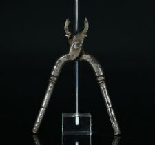 A RARE antique RENAISSANCE MEDICAL DENTIST TOOTH EXTRACTOR FORCEPS 17 CENTURY