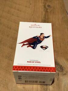 Hallmark 2013 Superman Man of Steel