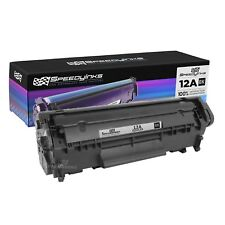 Black Laser Toner for HP Q2612A 12A LaserJet 3015 3020 3030 3050 3052 NEW