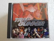 PSX SONY PLAYSTATION JAP NTSC TRAP GUNNER - ATLUS - NO SPINE